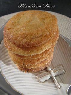 Biscuits au Sucre (Martha Stewart)