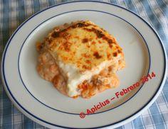 Lasagna al estilo de esta casa | La Cocina Paso a Paso