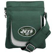 New York Jets Womens Traveler Purse - Green