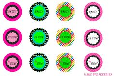 FREE!: bottlecap images