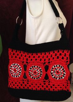 Pop Tab Crafts, Pop Tabs, Box Tops, Crochet Bags, Chainmaille, Tapestry, Shoulder Bag, Purses, Pattern