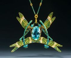 Rene Lalique the most beatiful jewelry ever