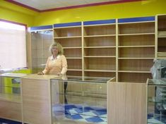 Resultado de imagen para muebles para papelerias modernas
