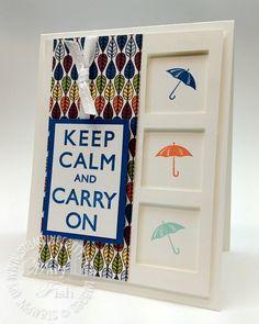 Stampin Up Keep Calm