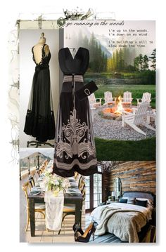 """""""The only people I owe my loyalty to are those who never made me question theirs."""" by wind-dancer ❤ liked on Polyvore featuring Temperley London, Bling Jewelry, Badgley Mischka, Tome and Gucci"""