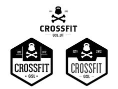 I don't want crossbones and crossfit makes me throw up... But I like how they can separate elements of the main logo.