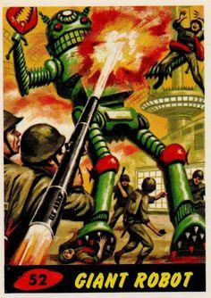 Les Rétro-Galeries de Mr Gutsy: Mars Attacks !