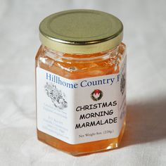 Christmas Morning Marmalade