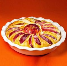 gateau aux fruits (pommes) a 150 cal/part. Light Desserts, No Cook Desserts, Cookie Desserts, Doce Light, Diet Recipes, Healthy Recipes, Love Food, Brunch, Food And Drink