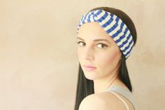 Turban Twist  Turban Headband Sweatband Twisted by DreamingDays, $15.12