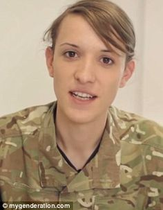 Image result for Trans feminine military people