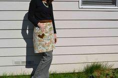Vintage fabric handmade Winnie the Pooh Women's by mailebaldwin