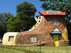 This should be my house: the old woman who lived in the shoe :)