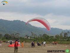 Paragliding La Troncal Ecuador Get out of the routine, you can paragliding adventure tourism .