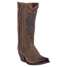 Dan Post Women's Heart Breaker Fashion Western Boots