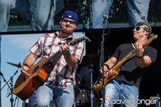 Lock Stock and Barrel at The Gorge Amphitheatre. #Music #Country #Watershed