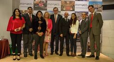 Monaco Government Tourist and Convention Bureau conducted annual road show in Mumbai and Delhi   TRAVELMAIL