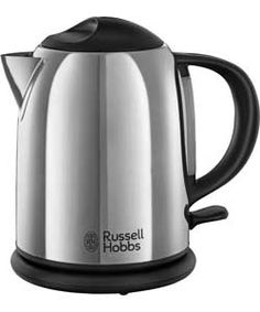 Russell Hobbs 20190 Chester Compact Kettle - St/Steel.