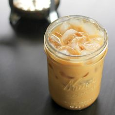 Who wants to come for coffee??Sweet Cinnamon Iced Coffee