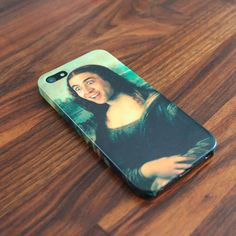Nicolas Cage Mona Lisa iPhone Case For  iPhone 6 Plus by Memeskins