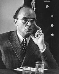 Luis Echeverría Álvarez, Presidente de México (1970-1976).