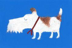 'salty' scotty dog - jane massey