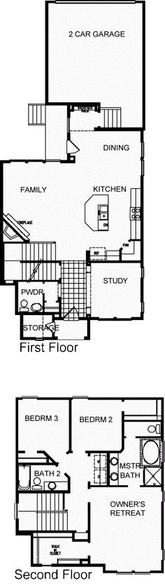 1000 Images About Floor Plans On Pinterest Square Feet