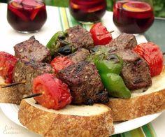 Espetada (Portuguese Beef Skewers)