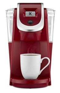 Keurig K250 Best Price. Keurig K250 Single Serve, Programmable K-Cup Pod Coffee Maker with strength control, Imperial Red.