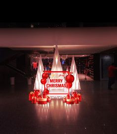 Budweiser_X'mas & New year is coming on Behance