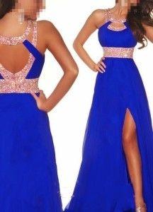 2014 prom dress sexy dress formal dress