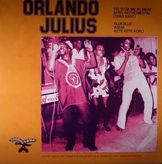 Orlando Julius and his Afro Sounders