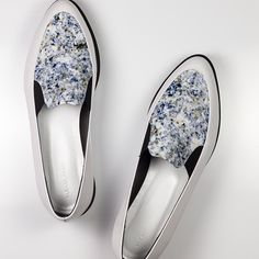 Uniquely crafted luxury shoes from Paris @pleaseparis