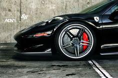 Ferrari 458 Italia with Wheels Ferrari 458 Italia, Paul Walker Tribute, Ferrari Car, Lamborghini, Car Car, Fast Cars, Sport Cars, Luxury Cars, Cool Cars