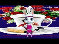 Guten Morgen - Raus aus den Federn - es ist schönes Wetter ;) Schlümpfe, Animation