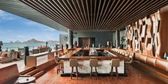 For the Cocktail-Loving Foodie in Cabo - The Cape, a Thompson Hotel