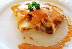 Hortobágyi palacsinta csirkemellből  http://www.nosalty.hu/recept/hortobagyi-palacsinta-csirkemellbol