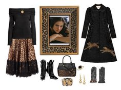 """Wild Winter❄"" by jbeb ❤ liked on Polyvore featuring Giuseppe Zanotti, Dolce&Gabbana, Fiorelli, Blue Nile, Marco Bicego, Chico's, AGNELLE, NOVICA, Gucci and Kenneth Jay Lane"