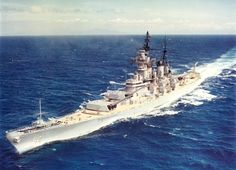 MaritimeQuest - USS New Jersey BB-62...don't see to many pics of the New Jersey, always the Iowa.