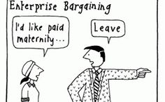 paid maternity leave issues
