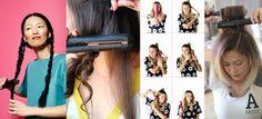 10 trucos para usar tu plancha de pelo - Mujer de 10