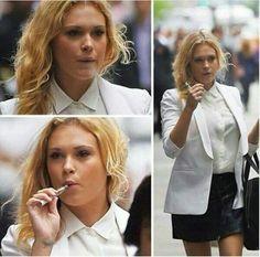 She's even pretty while smoking jeez Eliza Jane Taylor Cotter, Eliza Taylor, Girls Smoking Cigarettes, Lexa Y Clarke, Marie Avgeropoulos, The 100 Clexa, Bob Morley, Broadchurch, Alycia Debnam Carey