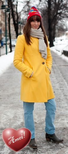 Bloco de Cor, Moda de Rua - Color Blocking, Street Fashion