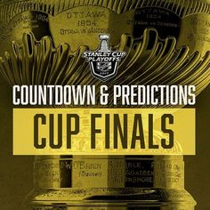 hockeybydesignNew #HbyD! Cup Finals Jersey Countdown (and Predictions) ........... 🔗in bio. For the Cup Finals round, we rank ALL 15 jersey matchups from the 2017 playoffs. Relive the past 6 weeks of glorious hockey!