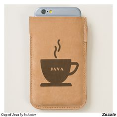 Cup of Java iPhone 6