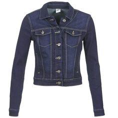 Τζιν Μπουφάν/Jacket  Vero Moda NEW SOYA μπλέ 31.00 €