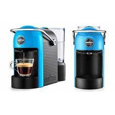 Lavazza A Modo Mio Jolie Espresso Coffee Machine in Blue Espresso Machine Reviews, Espresso Coffee Machine, Coffee Maker, Nespresso, Products, Coffee Maker Machine, Coffeemaker, Coffee Making Machine, Beauty Products