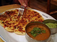 Sagar, Sagar Vegetarian , 31 Catherine Street Covent Garden, London, Coconut Uthappam Price: Closest tube: Hammersmith There are also branches in Covent Garden and the West End. Fried Mushrooms, Stuffed Mushrooms, Veggie Restaurant, Ale Pie, Falafel Wrap, Fig Salad, Gallery Cafe, Butternut Squash Risotto, Vegetarian Cooking