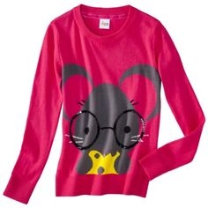 Ok this is a sweater for children, but maybe an XL would fit me? And so cute, right?