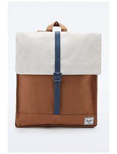 Herschel Supply co. City Backpack in Caramel http://sellektor.com/plecaki/strona-11?order=newest